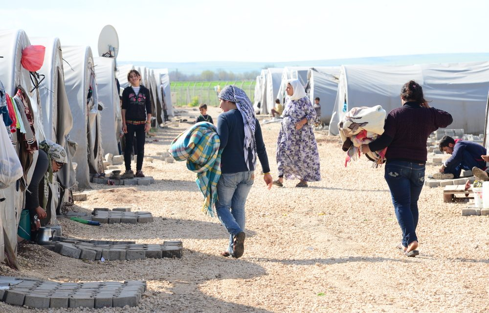 Harnessing the Power of Technology to Solve the Refugee Crisis
